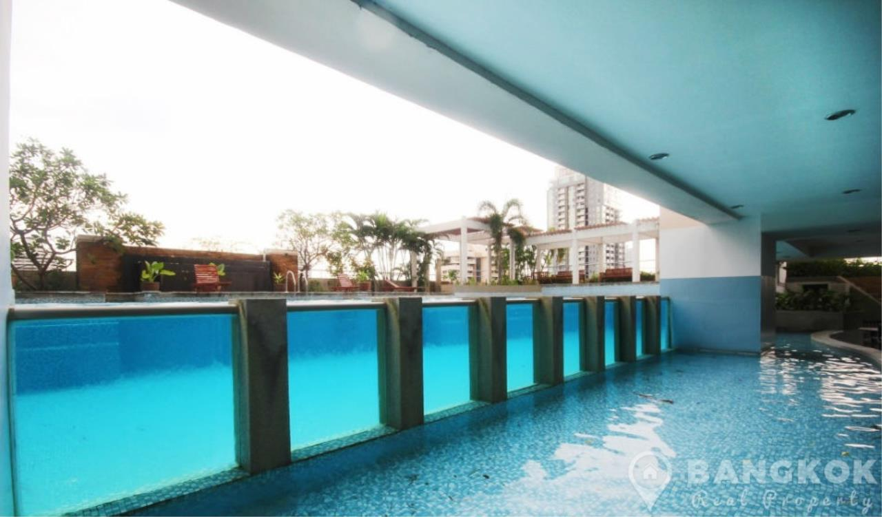 Bangkok Real Property Agency's The Waterford Diamond | Spacious Furnished 2 Bed 2 Bath near BTS 10