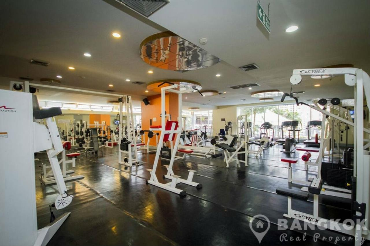 Bangkok Real Property Agency's The Waterford Diamond | Spacious Furnished 2 Bed 2 Bath near BTS 13