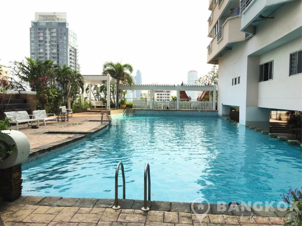 Bangkok Real Property Agency's The Waterford Diamond | Spacious Furnished 2 Bed 2 Bath near BTS 9