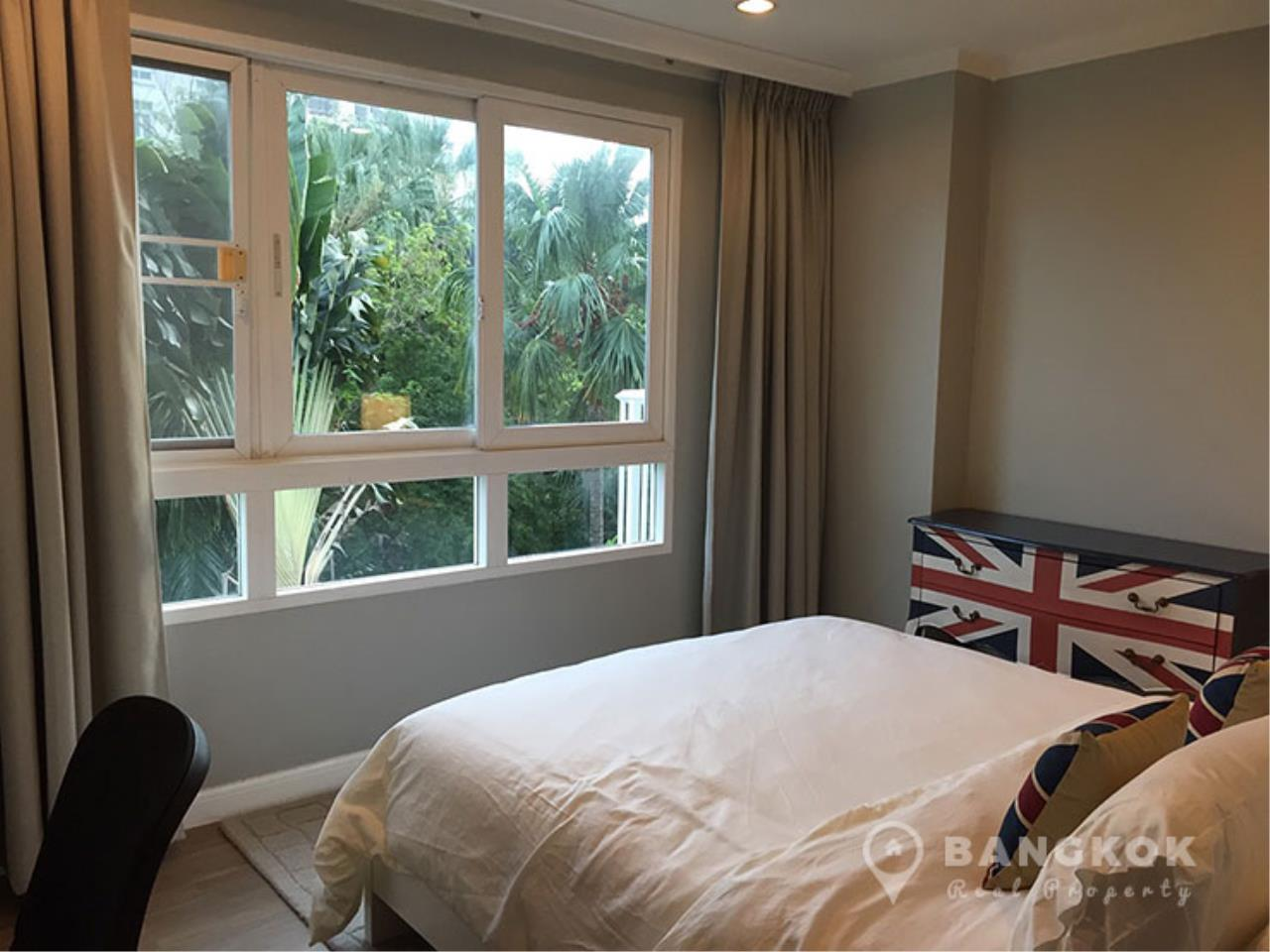 Bangkok Real Property Agency's Baan Siri Yenakard | Spacious Renovated 2 Bed 2 Bath near MRT  8