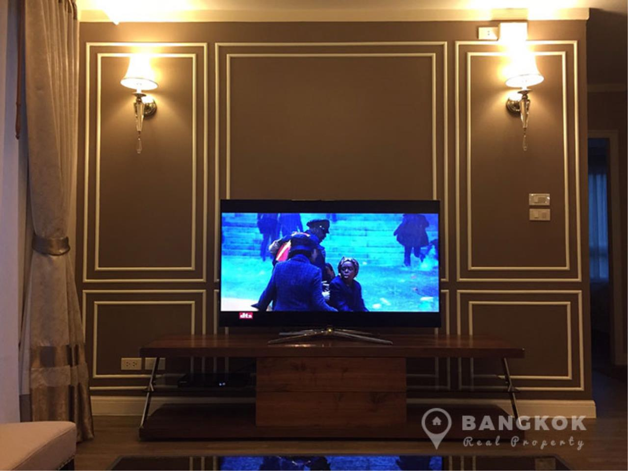 Bangkok Real Property Agency's Baan Siri Yenakard | Spacious Renovated 2 Bed 2 Bath near MRT  3
