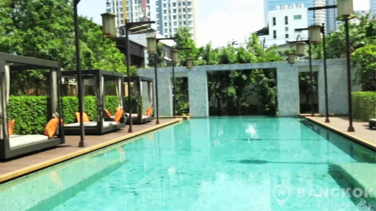 Bangkok Real Property Agency's The Address Sathorn | Stylish High Floor 2 Bed 2 Bath 10