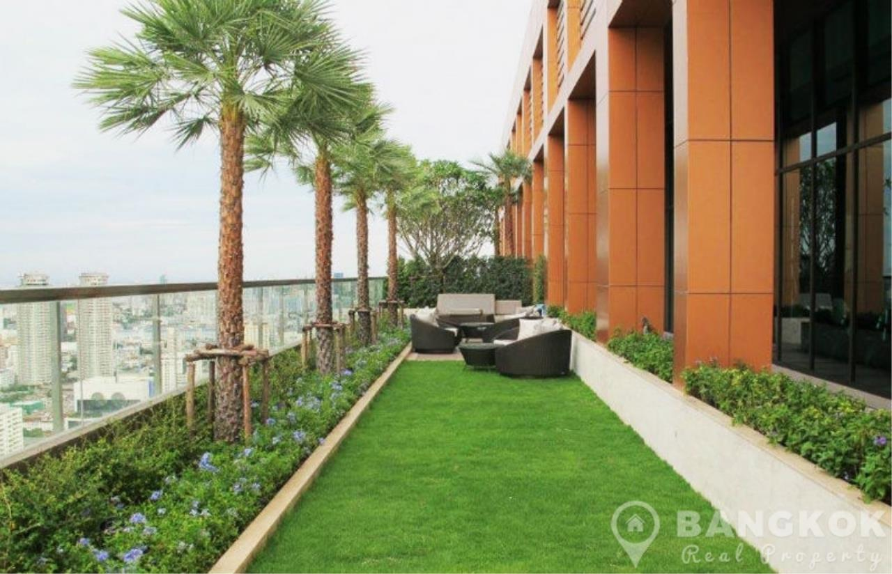 Bangkok Real Property Agency's The Address Sathorn | Stylish High Floor 2 Bed 2 Bath 13