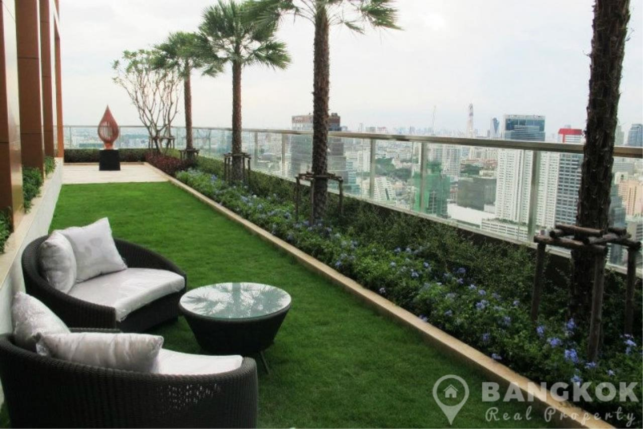 Bangkok Real Property Agency's The Address Sathorn | Stylish High Floor 2 Bed 2 Bath 14