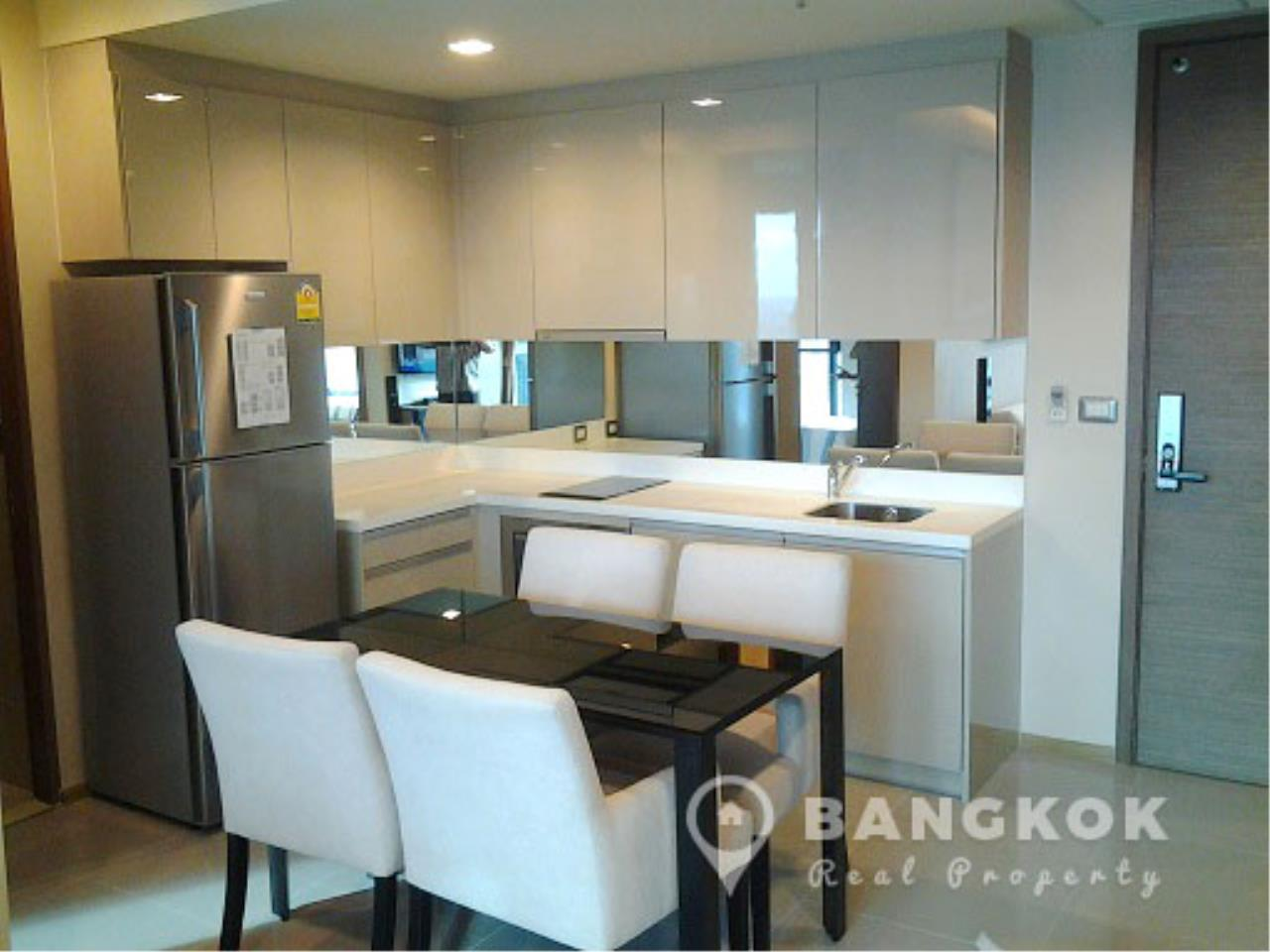 Bangkok Real Property Agency's The Address Sathorn | Stylish High Floor 2 Bed 2 Bath 1