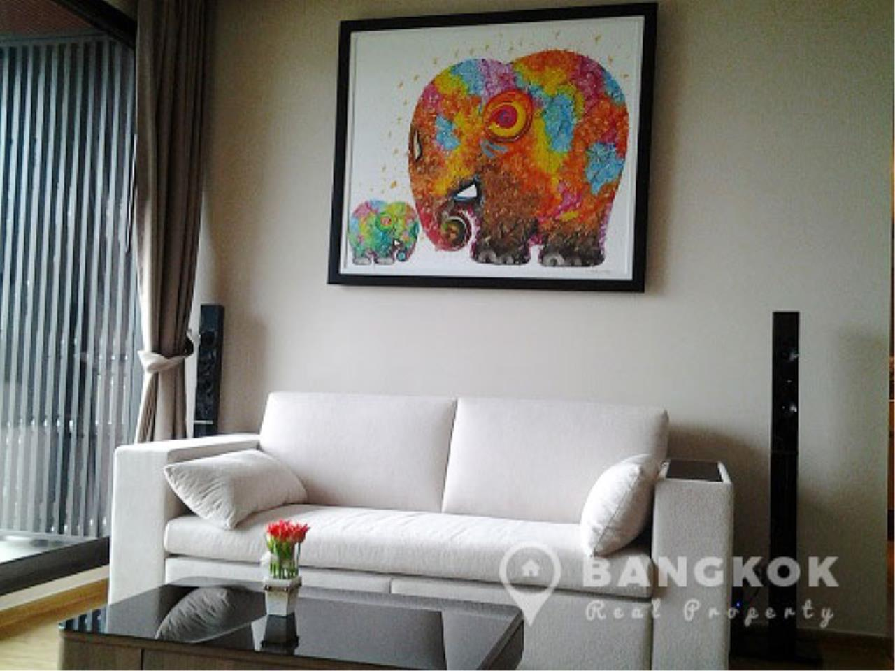 Bangkok Real Property Agency's The Address Sathorn | Stylish High Floor 2 Bed 2 Bath 5