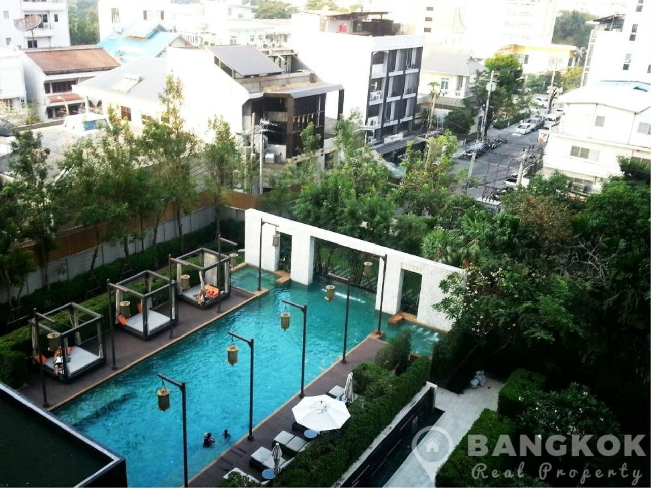 Bangkok Real Property Agency's The Address Sathorn | Stylish High Floor 2 Bed 2 Bath 9