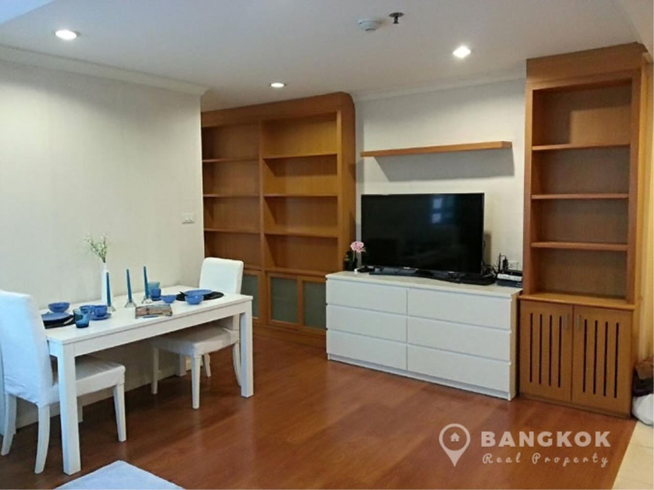 Bangkok Real Property Agency's Grand Parkview Asoke | Spacious 2 Bed 1 Bath Penthouse with Terrace 13
