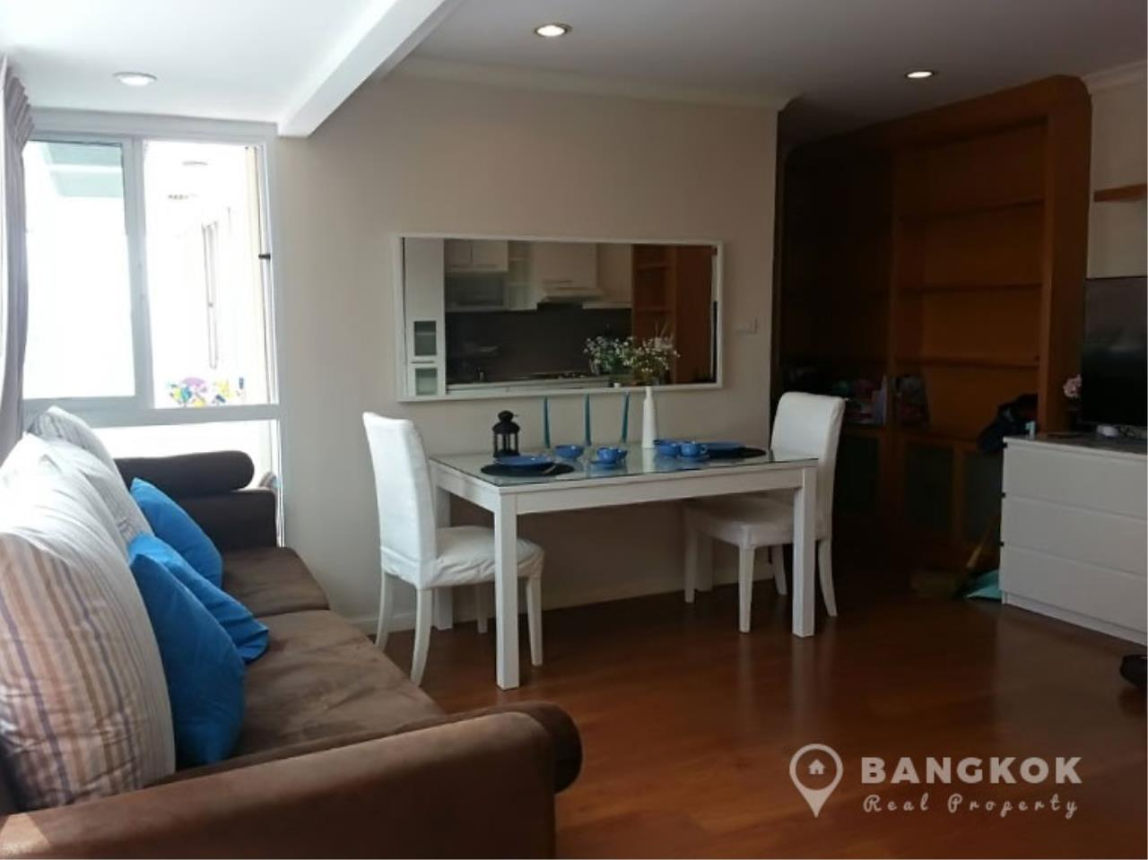 Bangkok Real Property Agency's Grand Parkview Asoke | Spacious 2 Bed 1 Bath Penthouse with Terrace 6
