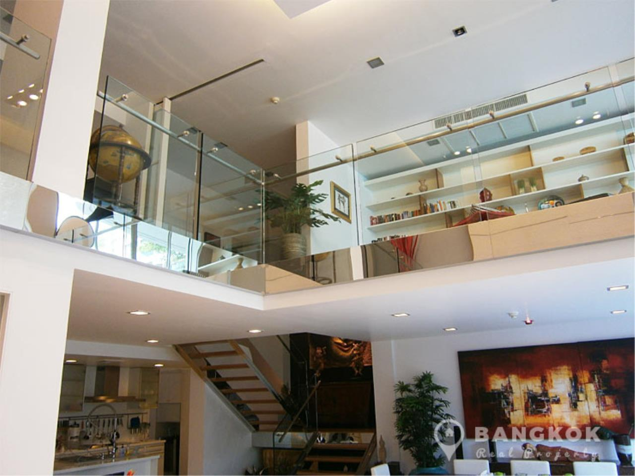 Bangkok Real Property Agency's Ficus Lane | A Fabulous Spacious 3 Bed 4 Bath Duplex near BTS 1