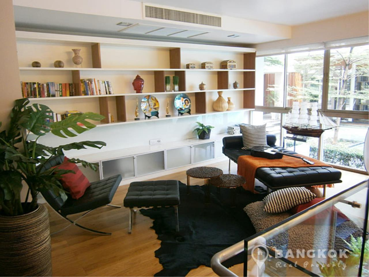 Bangkok Real Property Agency's Ficus Lane | A Fabulous Spacious 3 Bed 4 Bath Duplex near BTS 15