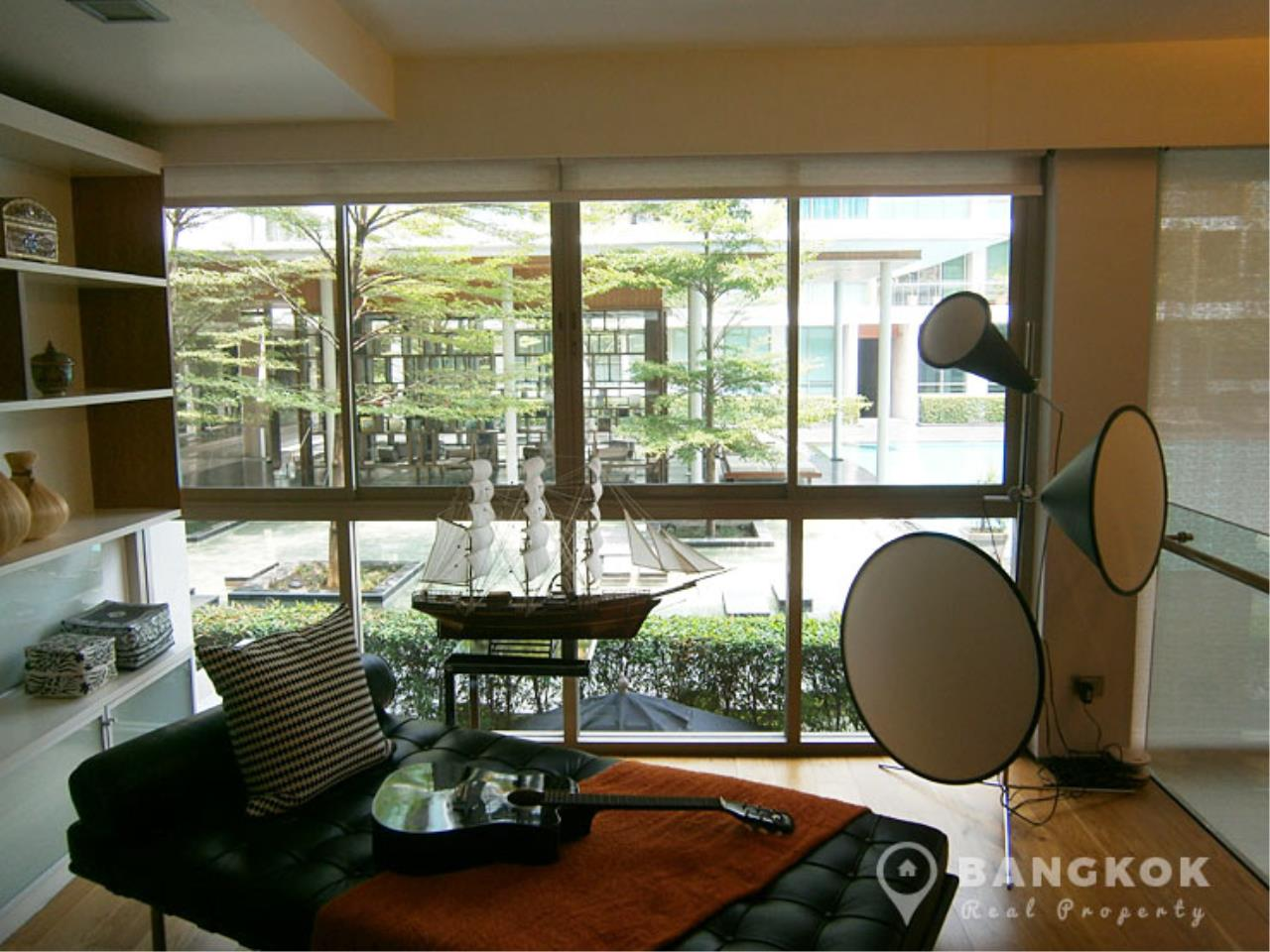 Bangkok Real Property Agency's Ficus Lane | A Fabulous Spacious 3 Bed 4 Bath Duplex near BTS 16