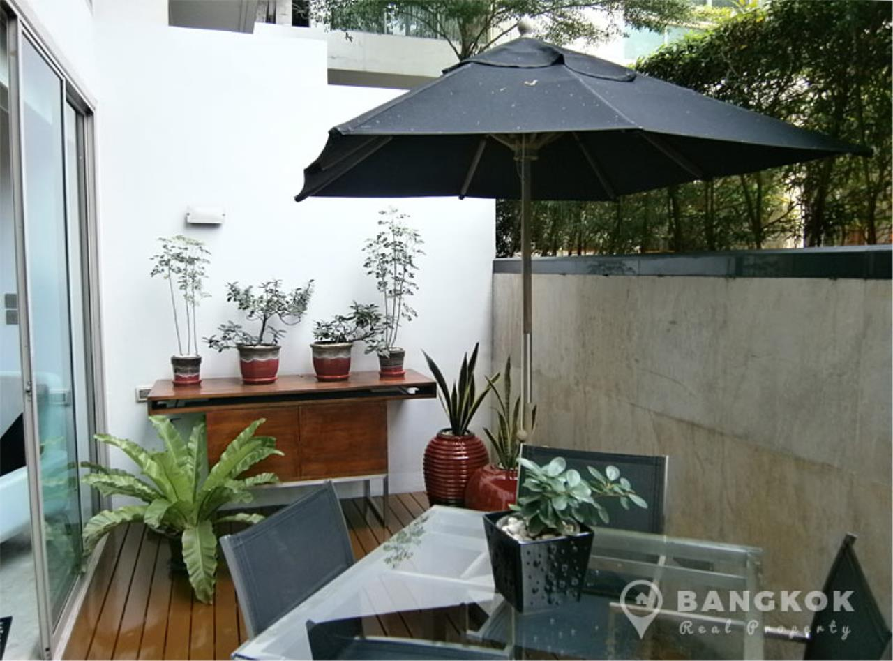 Bangkok Real Property Agency's Ficus Lane | A Fabulous Spacious 3 Bed 4 Bath Duplex near BTS 30
