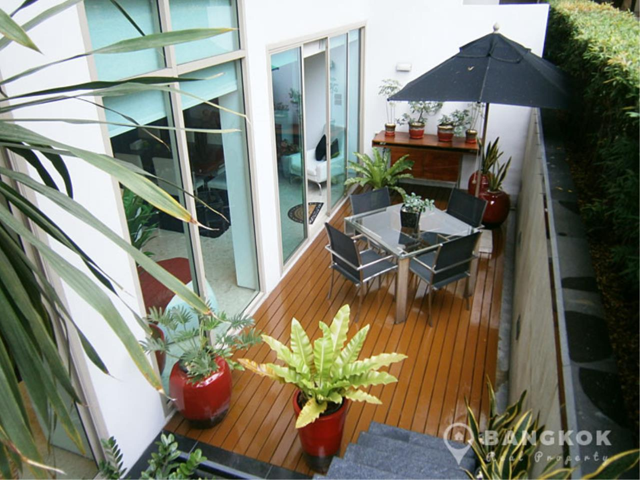 Bangkok Real Property Agency's Ficus Lane | A Fabulous Spacious 3 Bed 4 Bath Duplex near BTS 31