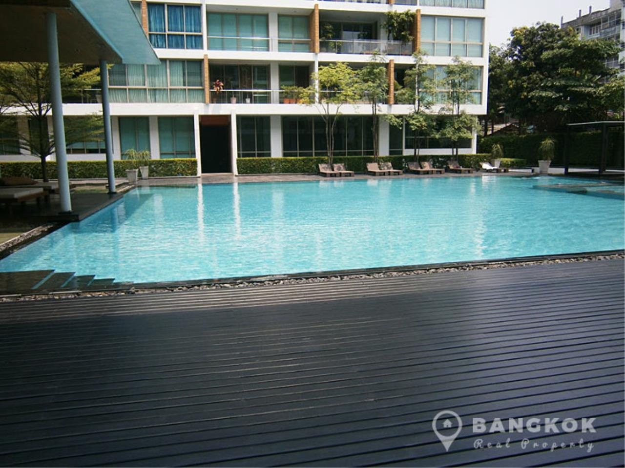 Bangkok Real Property Agency's Ficus Lane | A Fabulous Spacious 3 Bed 4 Bath Duplex near BTS 34