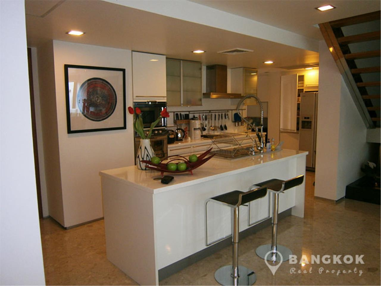Bangkok Real Property Agency's Ficus Lane | A Fabulous Spacious 3 Bed 4 Bath Duplex near BTS 37