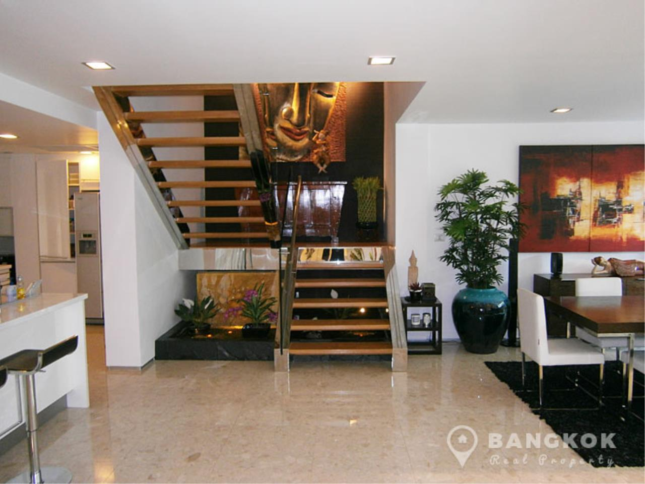 Bangkok Real Property Agency's Ficus Lane | A Fabulous Spacious 3 Bed 4 Bath Duplex near BTS 38