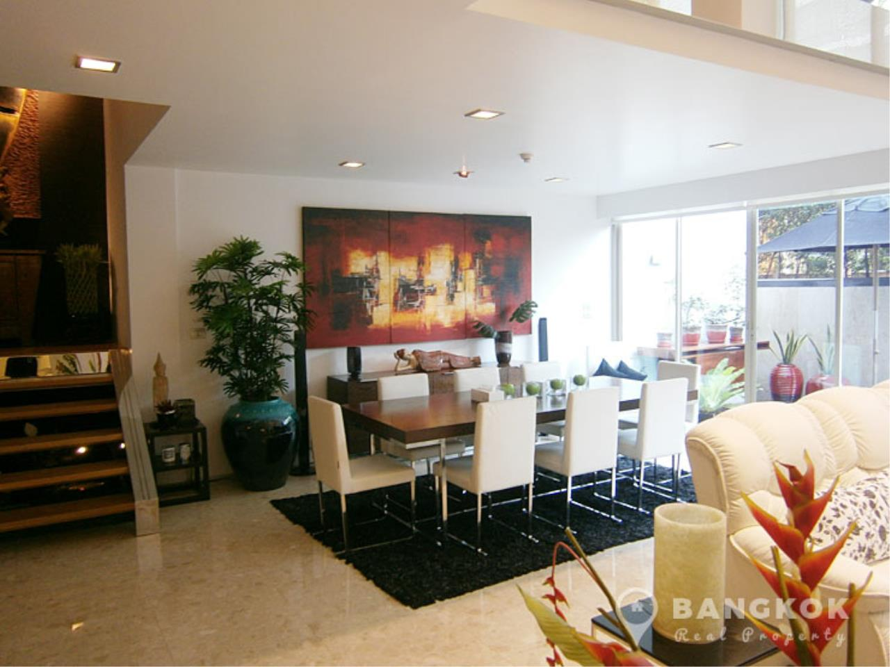 Bangkok Real Property Agency's Ficus Lane | A Fabulous Spacious 3 Bed 4 Bath Duplex near BTS 39
