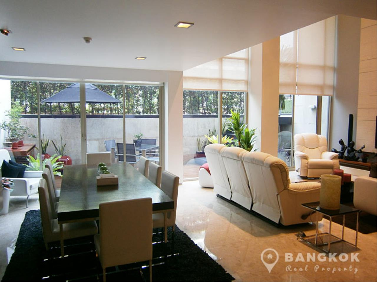 Bangkok Real Property Agency's Ficus Lane | A Fabulous Spacious 3 Bed 4 Bath Duplex near BTS 40
