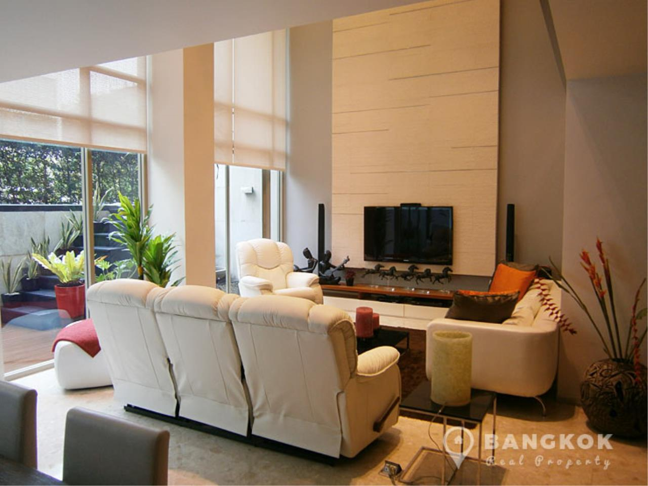 Bangkok Real Property Agency's Ficus Lane | A Fabulous Spacious 3 Bed 4 Bath Duplex near BTS 41