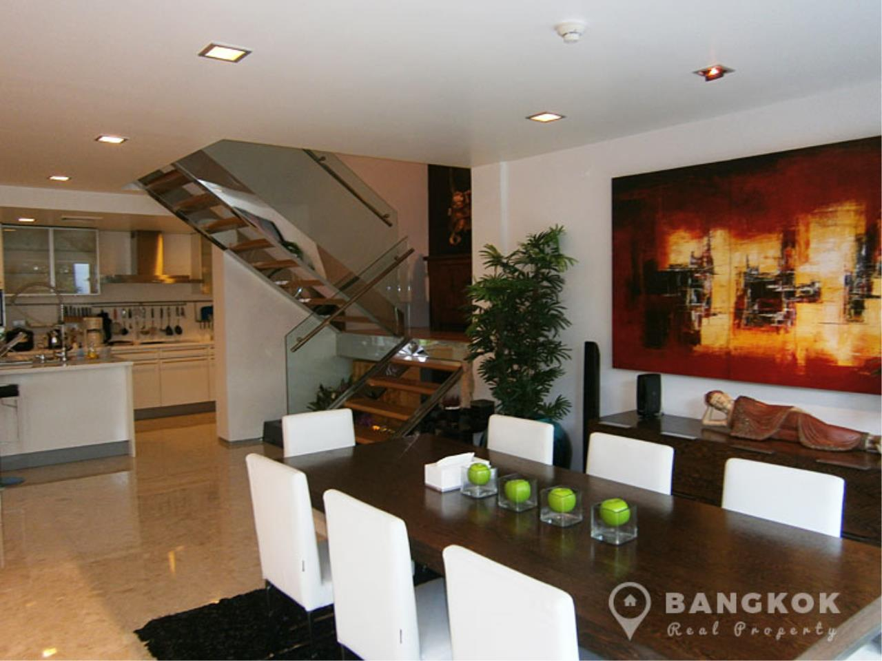 Bangkok Real Property Agency's Ficus Lane | A Fabulous Spacious 3 Bed 4 Bath Duplex near BTS 44