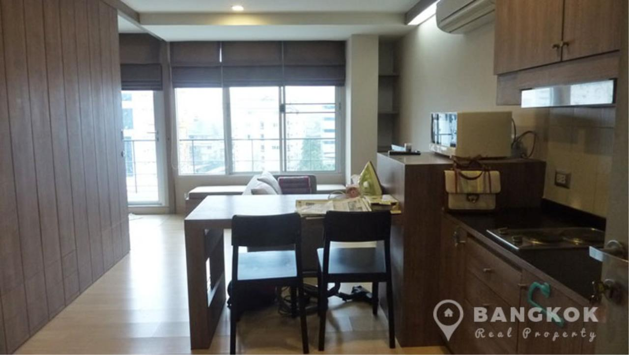 Bangkok Real Property Agency's Tree Condo Sukhumvit 52 | Modern Spacious 1 Bed near On Nut BTS 1