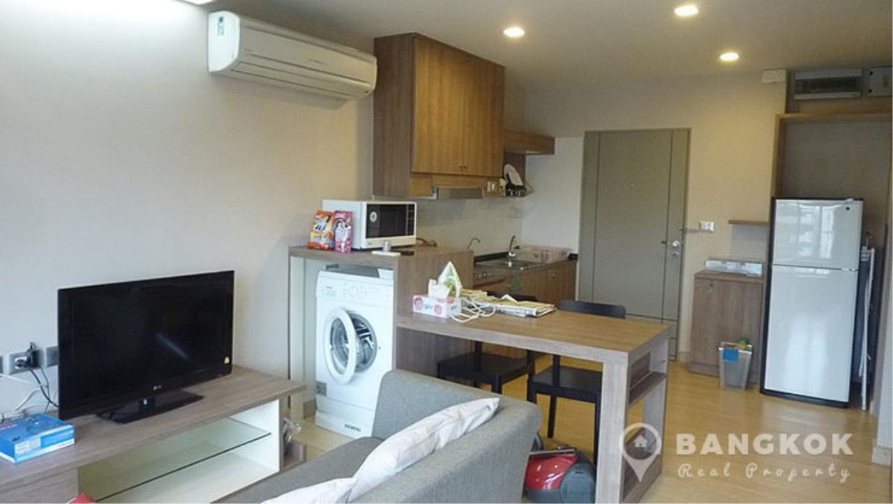 Bangkok Real Property Agency's Tree Condo Sukhumvit 52 | Modern Spacious 1 Bed near On Nut BTS 7