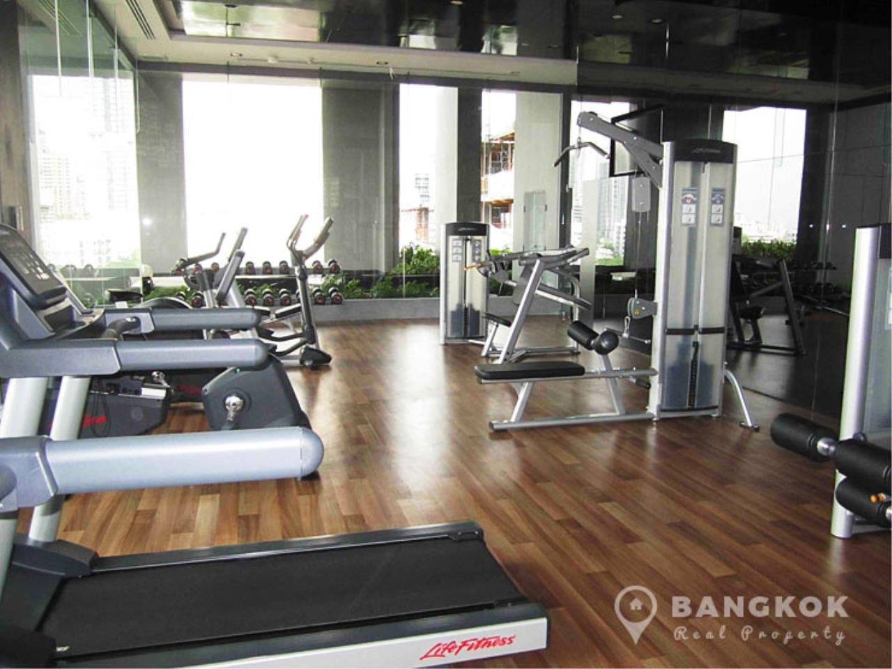 Bangkok Real Property Agency's Keyne by Sansiri | Modern High Floor 1 Bed near BTS 10