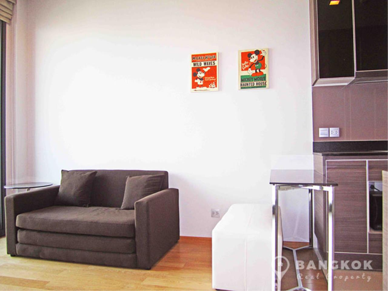 Bangkok Real Property Agency's Keyne by Sansiri | Modern High Floor 1 Bed near BTS 2