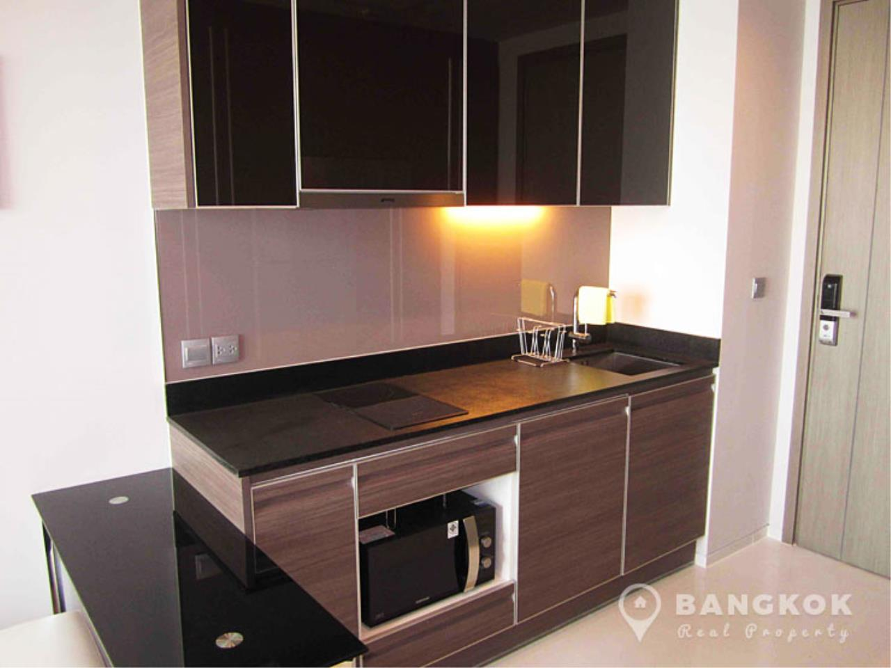 Bangkok Real Property Agency's Keyne by Sansiri | Modern High Floor 1 Bed near BTS 3