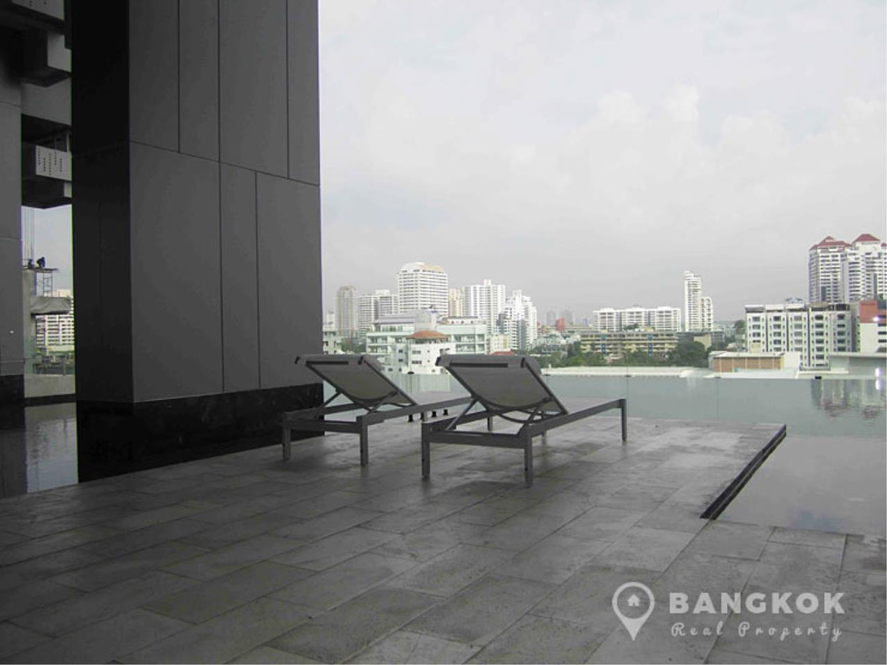 Bangkok Real Property Agency's Keyne by Sansiri | Modern High Floor 1 Bed near BTS 7