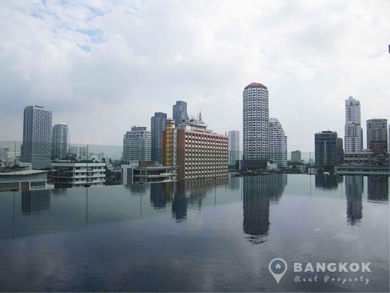 Bangkok Real Property Agency's Keyne by Sansiri | Modern High Floor 1 Bed near BTS 8