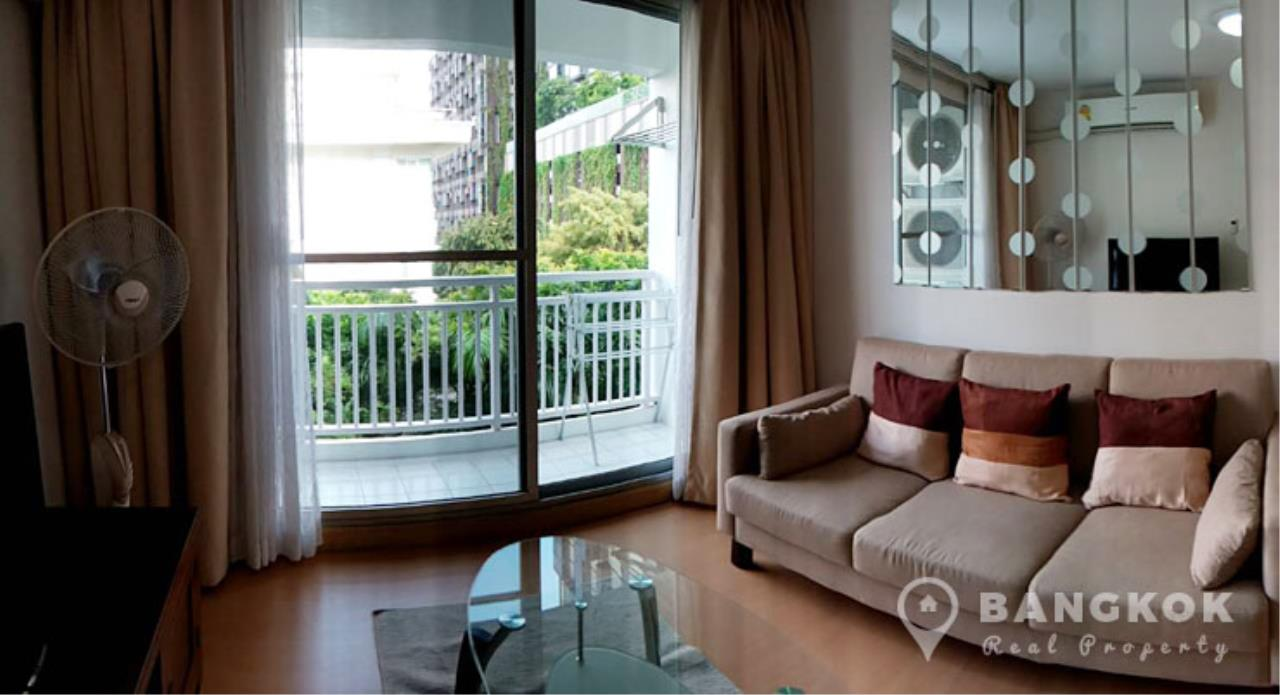 Bangkok Real Property Agency's Plus 38 Condo | Modern Spacious 1 Bed near Thonglor BTS 1