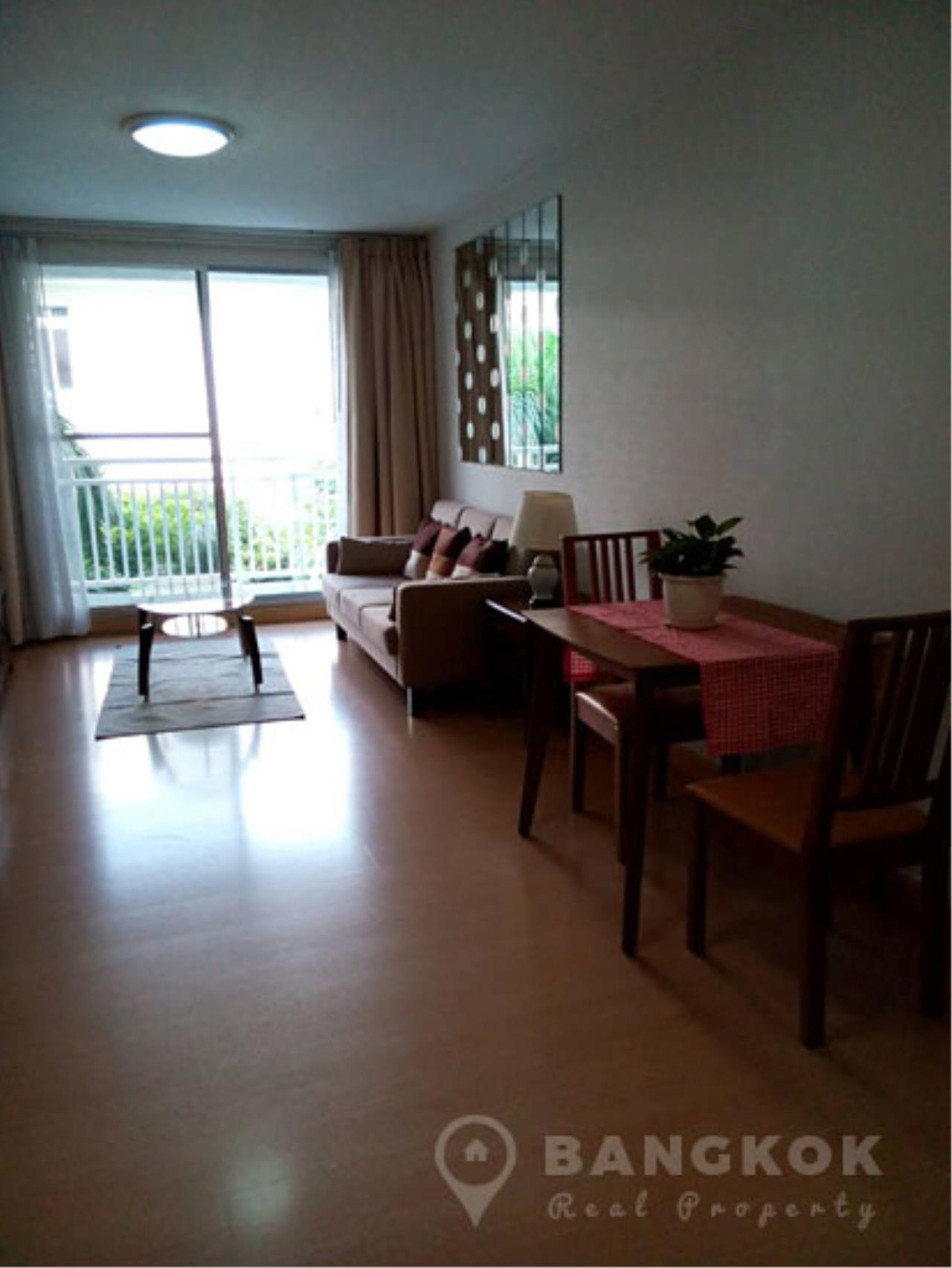 Bangkok Real Property Agency's Plus 38 Condo | Modern Spacious 1 Bed near Thonglor BTS 4