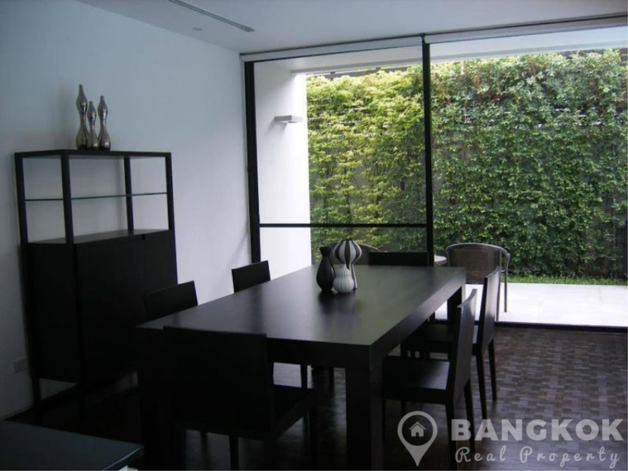 Bangkok Real Property Agency's Modern Detached 4 Bed Thonglor House with Private Pool 4