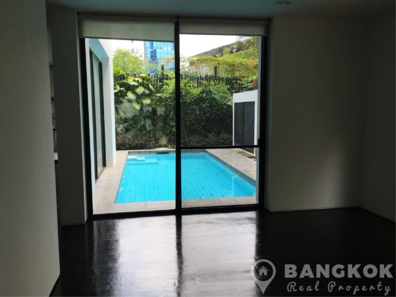 Bangkok Real Property Agency's Modern Detached 4 Bed Thonglor House with Private Pool 5