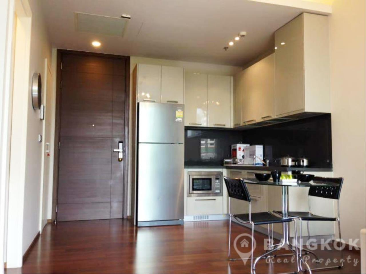 Bangkok Real Property Agency's Quattro by Sansiri | Stylish Spacious 1 Bedroom in Thonglor 3