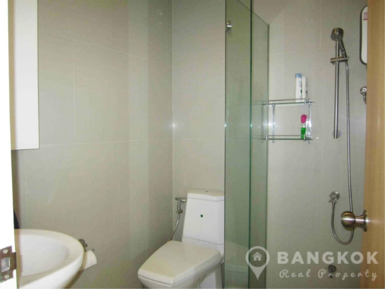 Bangkok Real Property Agency's Issara Ladprao | Stylish High Floor Studio with Stunning Views 5
