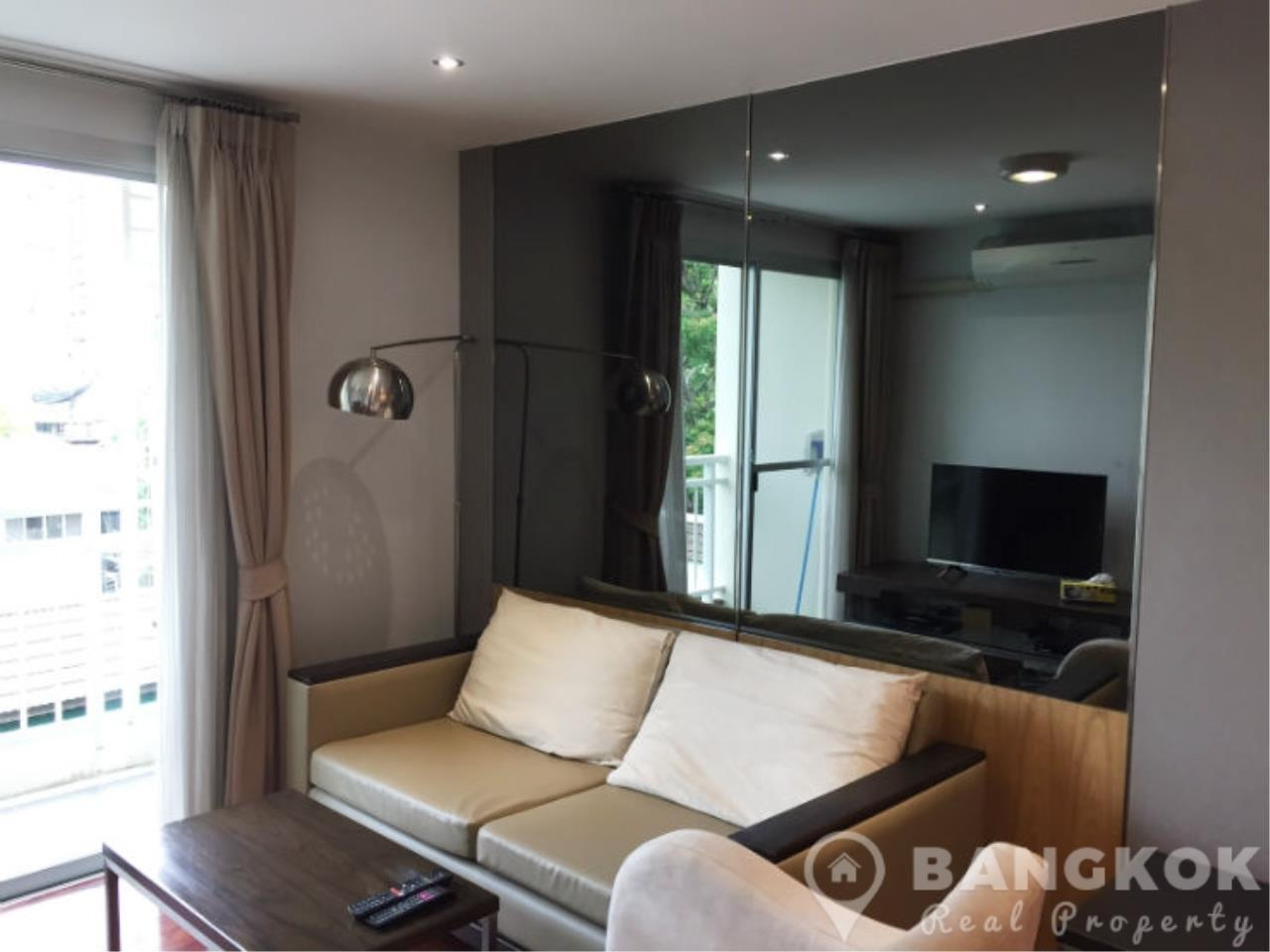 Bangkok Real Property Agency's 49 Plus | Spacious High Floor 1 Bed 1 Bath in Thonglor 3