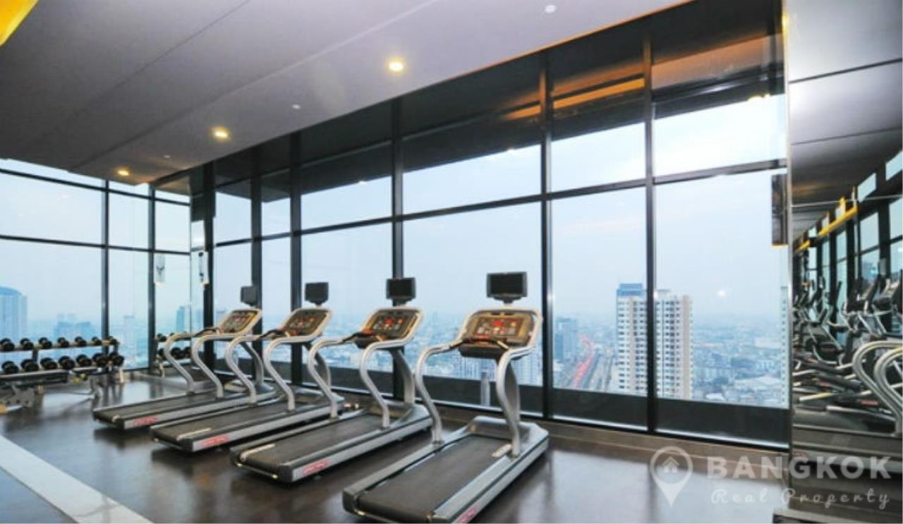 Bangkok Real Property Agency's Urbano Absolute Sathon Taksin | Stunning 3 Bed 3 Bath Penthouse 15