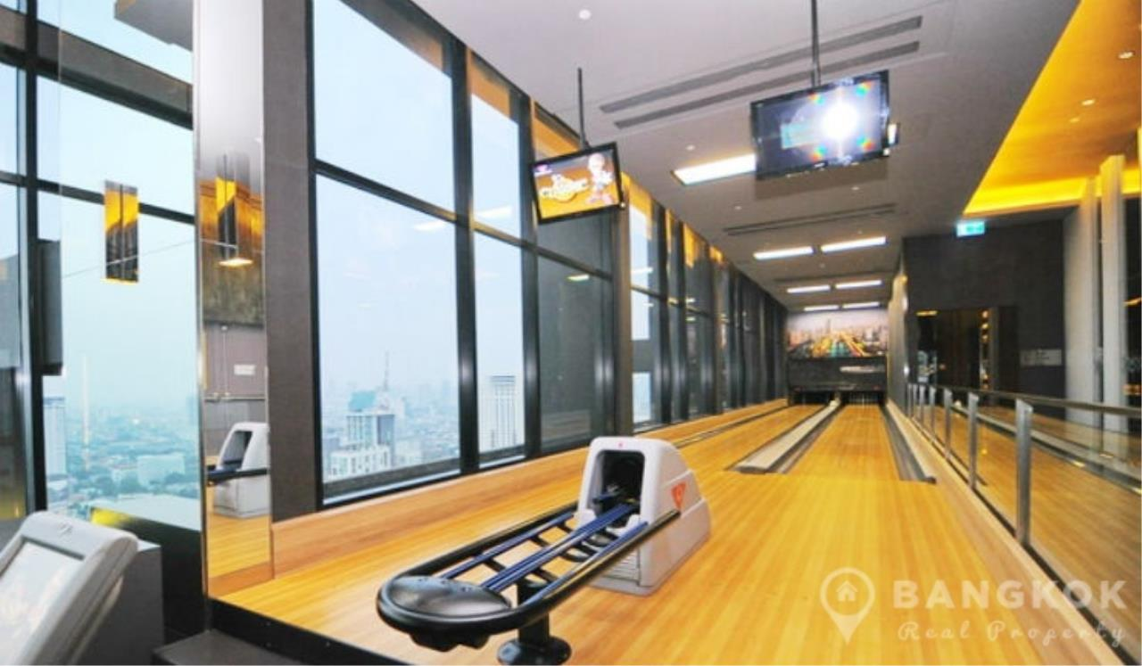Bangkok Real Property Agency's Urbano Absolute Sathon Taksin | Stunning 3 Bed 3 Bath Penthouse 16