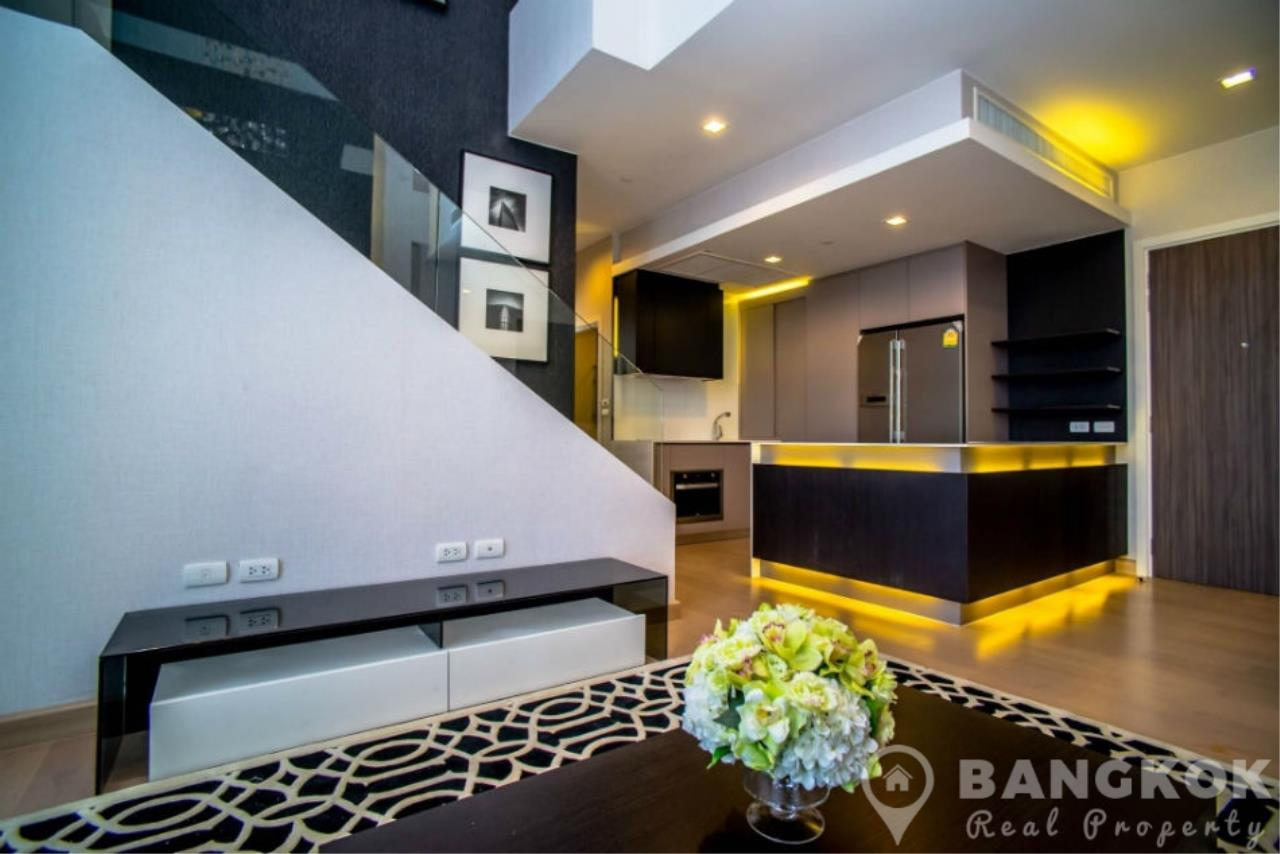 Bangkok Real Property Agency's Urbano Absolute Sathon Taksin | Stunning 3 Bed 3 Bath Penthouse 21