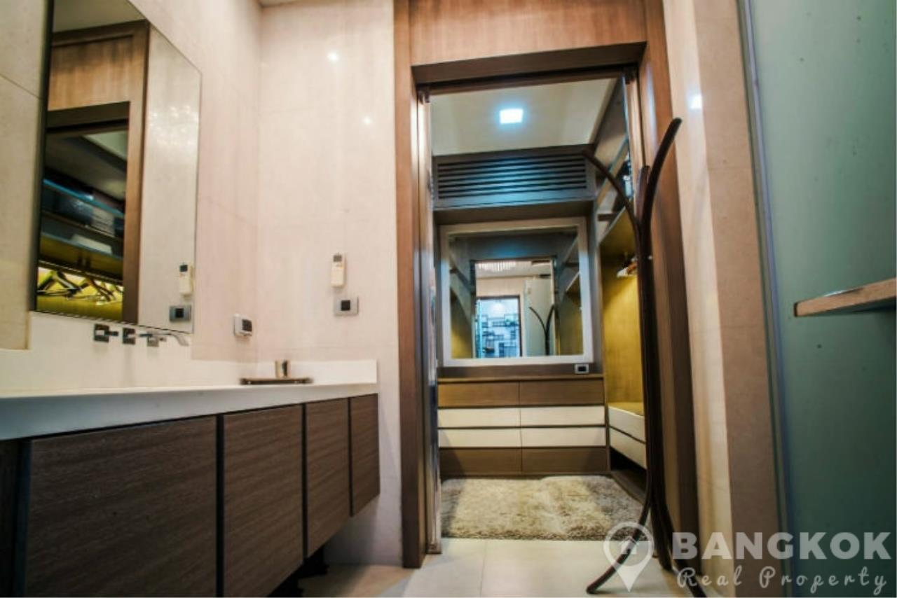 Bangkok Real Property Agency's Stunning Luxury 4 Bed 5 Bath Ekkamai Townhouse near BTS 13