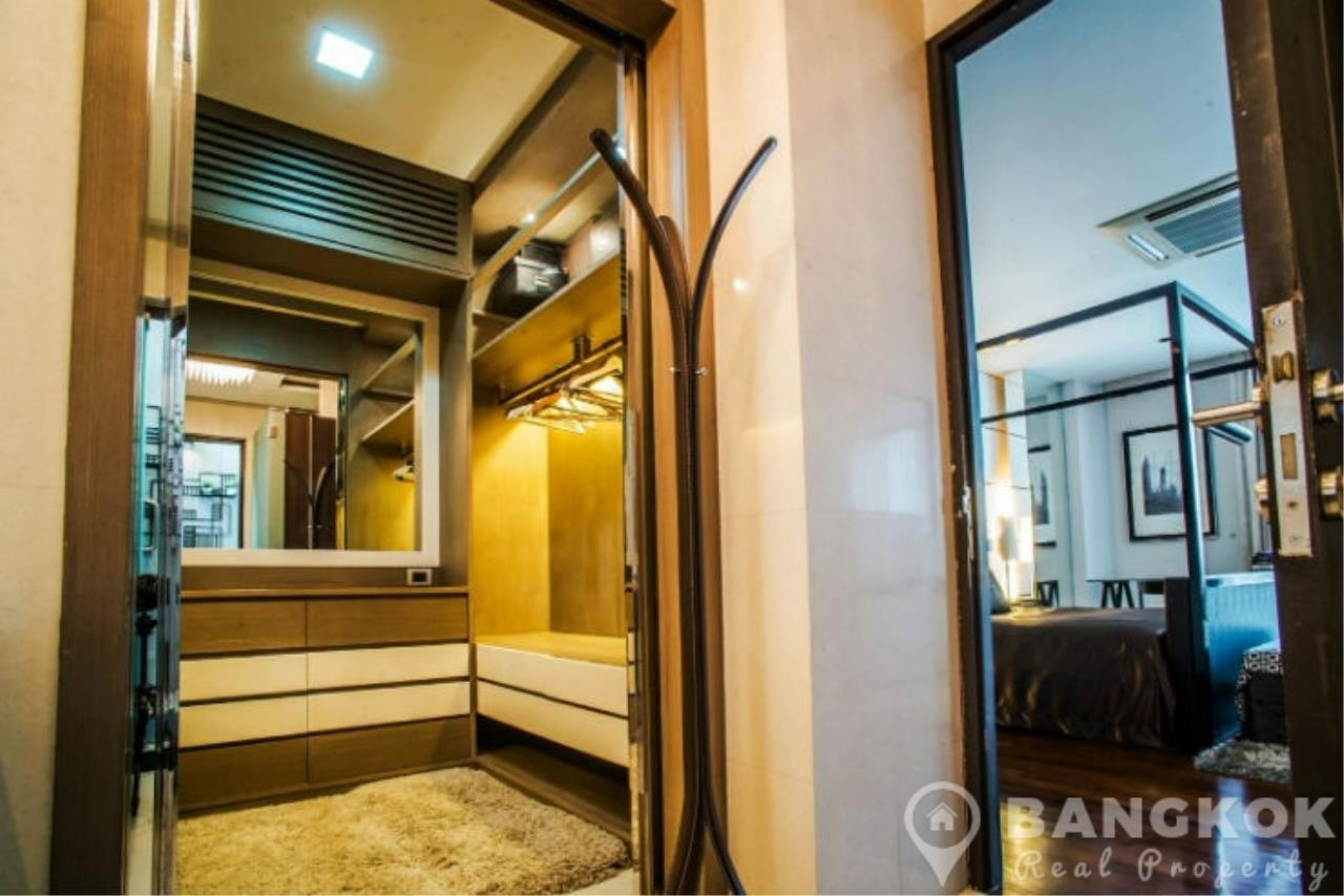 Bangkok Real Property Agency's Stunning Luxury 4 Bed 5 Bath Ekkamai Townhouse near BTS 14