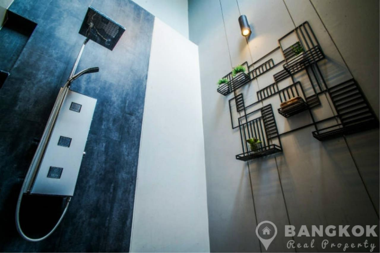 Bangkok Real Property Agency's Stunning Luxury 4 Bed 5 Bath Ekkamai Townhouse near BTS 15