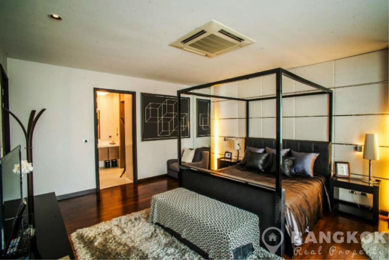 Bangkok Real Property Agency's Stunning Luxury 4 Bed 5 Bath Ekkamai Townhouse near BTS 17