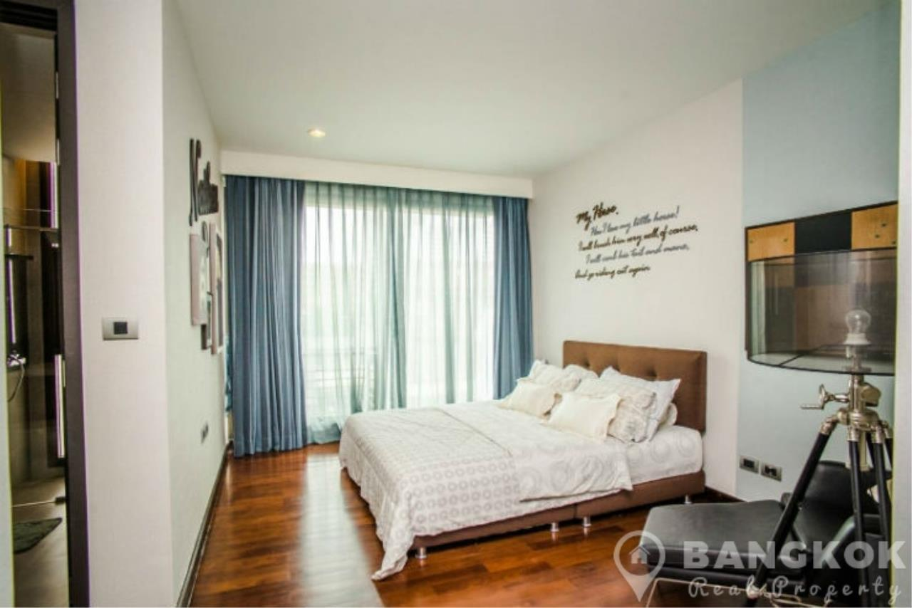 Bangkok Real Property Agency's Stunning Luxury 4 Bed 5 Bath Ekkamai Townhouse near BTS 21
