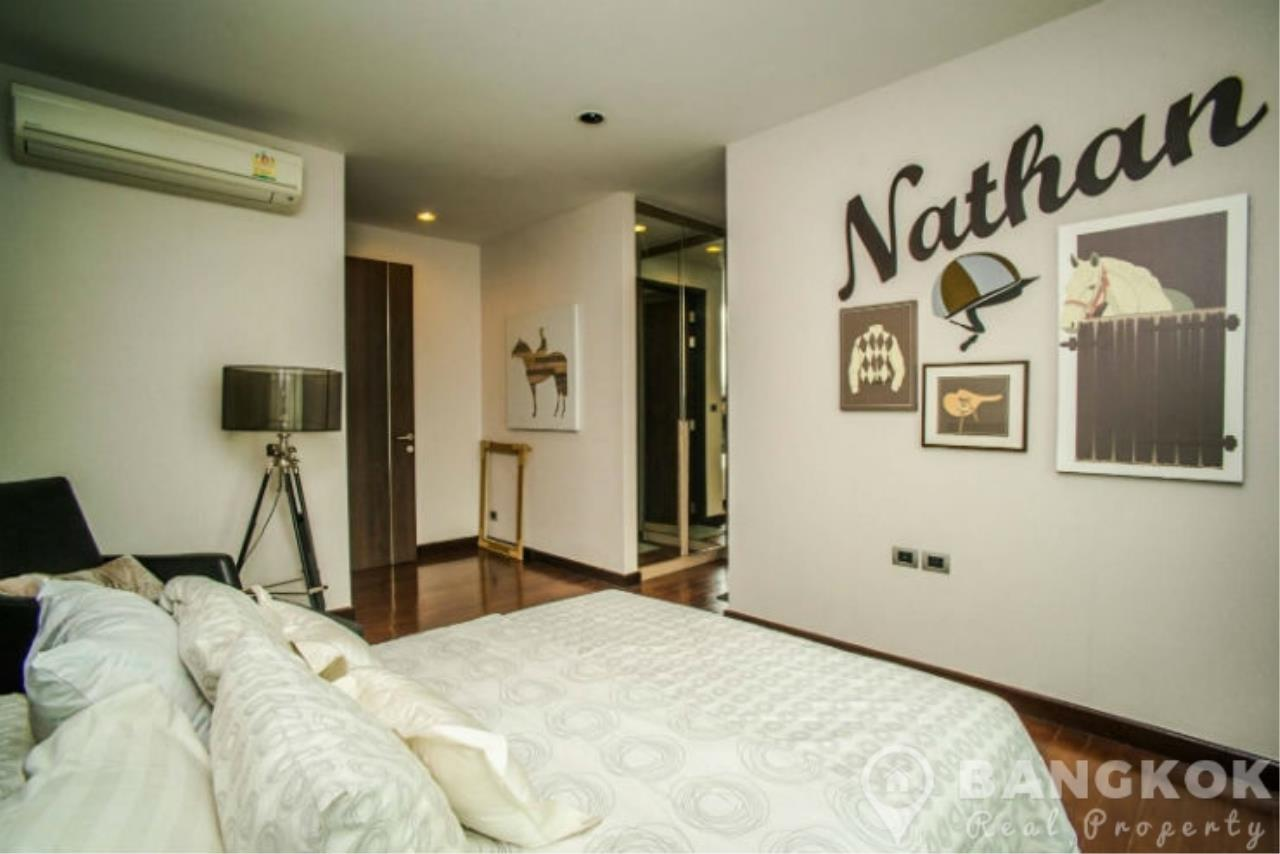 Bangkok Real Property Agency's Stunning Luxury 4 Bed 5 Bath Ekkamai Townhouse near BTS 23