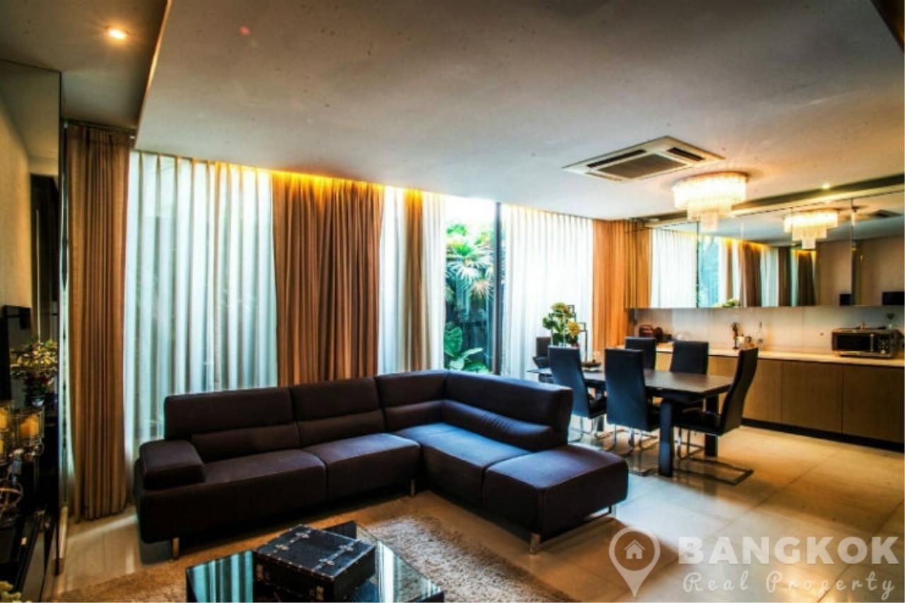 Bangkok Real Property Agency's Stunning Luxury 4 Bed 5 Bath Ekkamai Townhouse near BTS 8