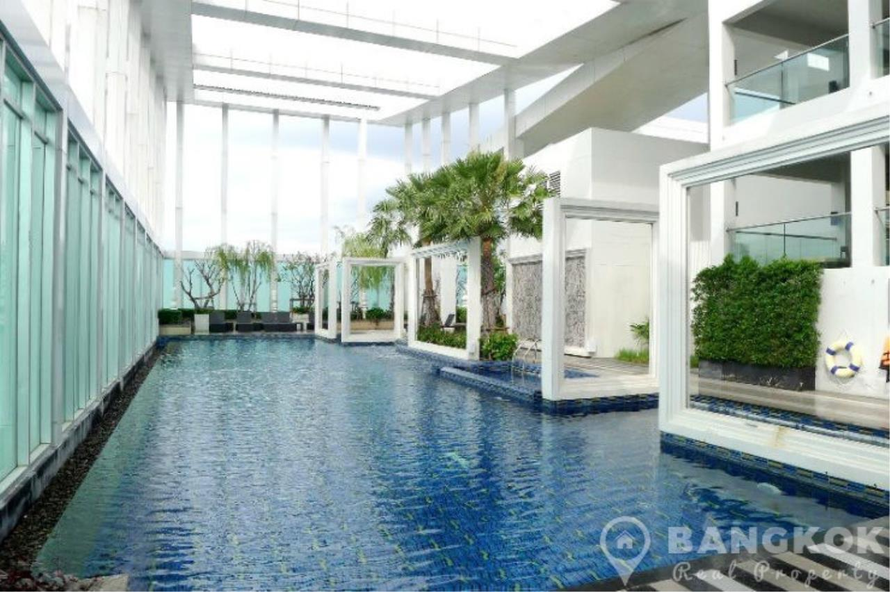 Bangkok Real Property Agency's Rhythm Phahol-Ari | Spacious High Floor 1 Bed 1 Bath near BTS 12
